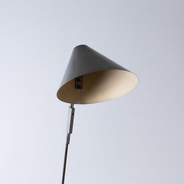 Mid-Century Modern Tito Agnoli Floor Lamp Model '363' for O-Luce, Italy, Designed in 1954 For Sale