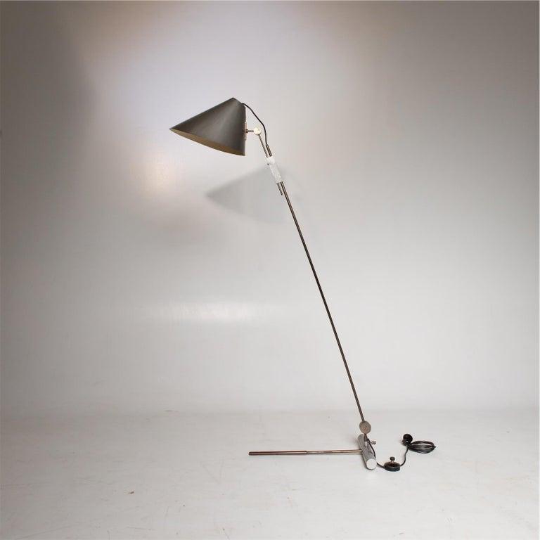 Tito Agnoli Floor Lamp Model '363' for O-Luce, Italy, Designed in 1954 For Sale 2