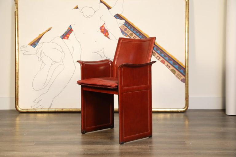 Mid-Century Modern Tito Agnoli for Matteo Grassi