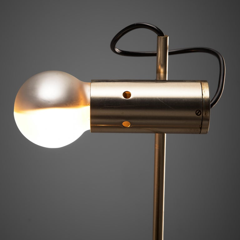 Tito Agnoli for O-Luce 'Cornalux' Desk Light In Good Condition For Sale In Waalwijk, NL