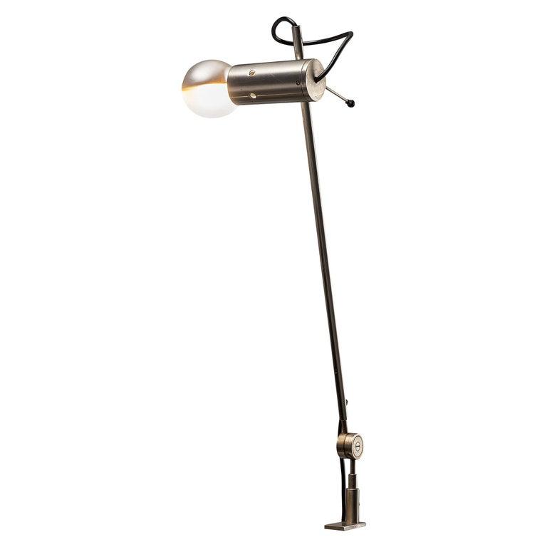 Tito Agnoli for O-Luce 'Cornalux' Desk Lights For Sale