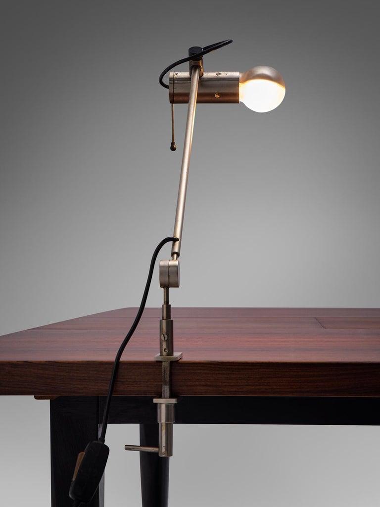 Mid-Century Modern Tito Agnoli for O-Luce Desk Light