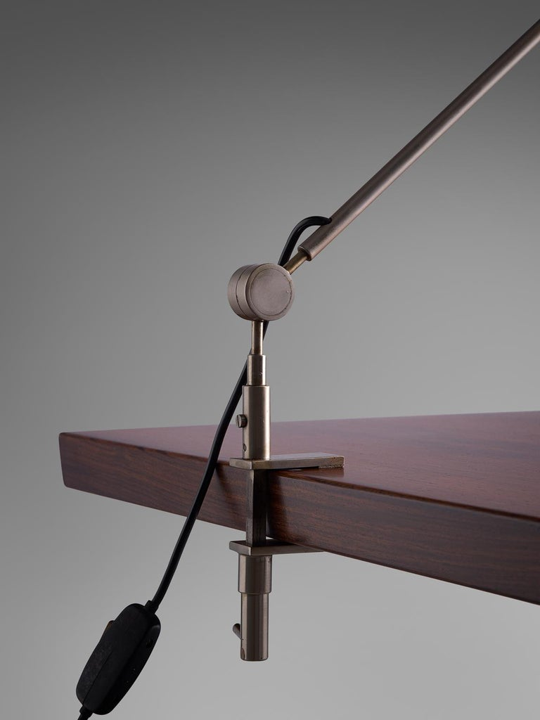 Italian Tito Agnoli for O-Luce Desk Light