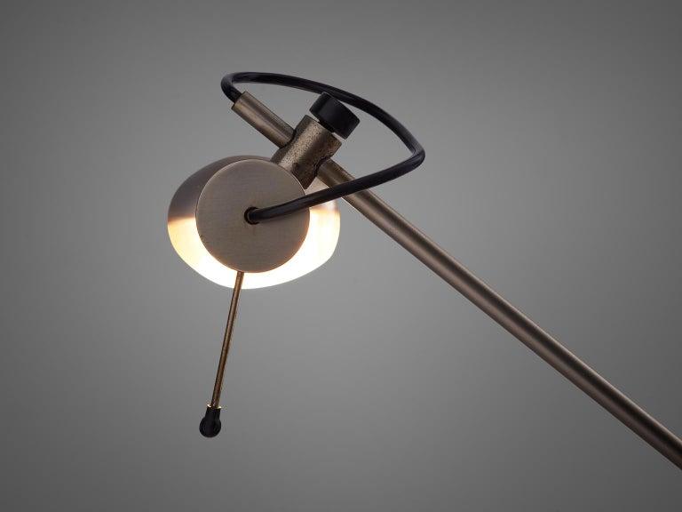 Metal Tito Agnoli for O-Luce Desk Light