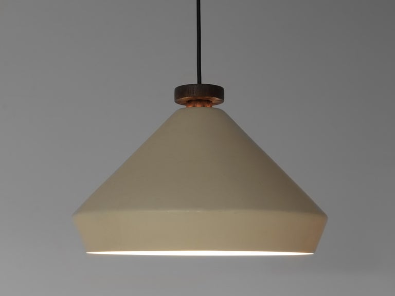 Mid-Century Modern Tito Agnoli for O-Luce Pendant Wall Light For Sale