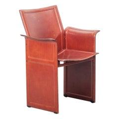 Tito Agnoli Korium Chair Mateo Grassi, Italy, 1970s