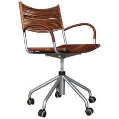 Vintage Tito Agnoli Office Chair