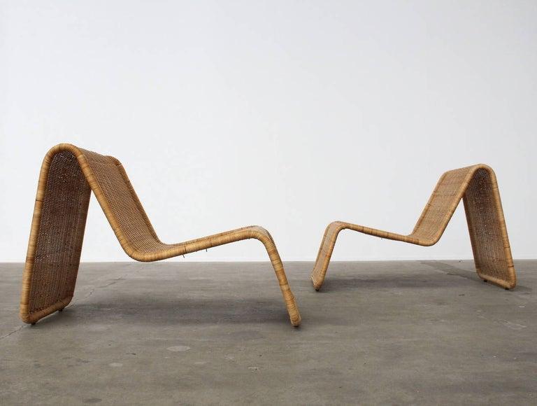 Tito Agnoli P3 Lounge Chairs for Bonacina, Italy, 1960s In Good Condition In Amsterdam, NL