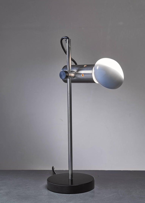 Italian Tito Agnoli Table Lamp for O-Luce, Italy, 1950s For Sale