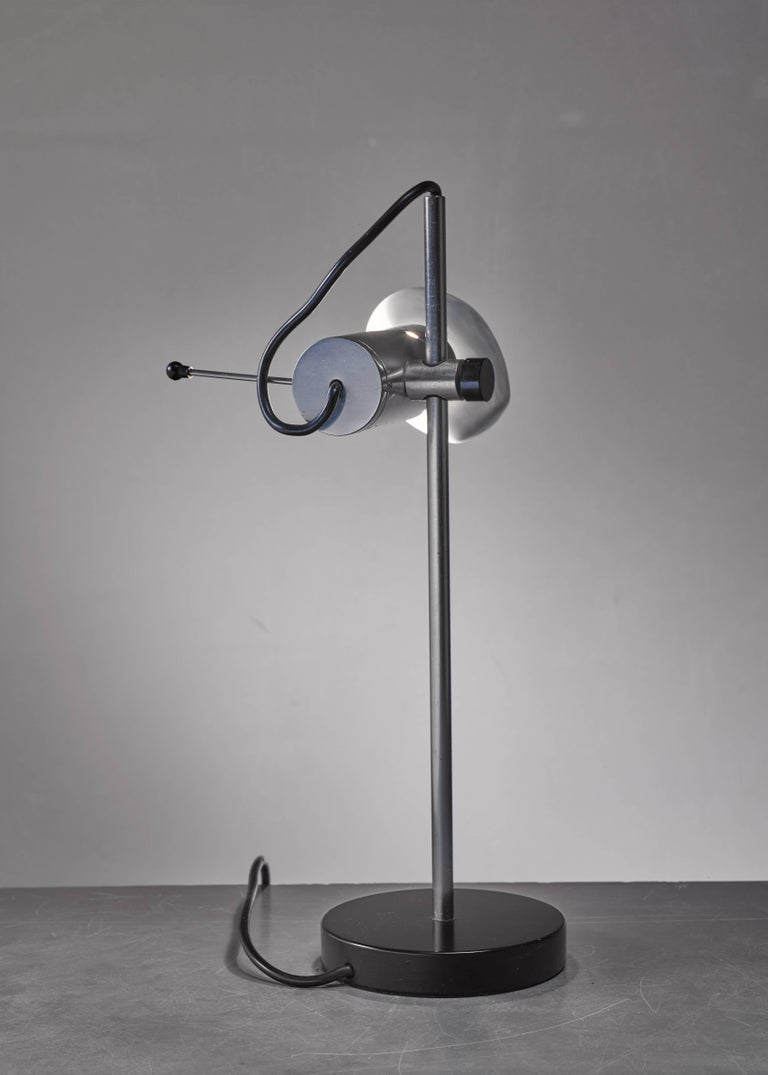 Tito Agnoli Table Lamp for O-Luce, Italy, 1950s In Excellent Condition For Sale In Amsterdam, NL