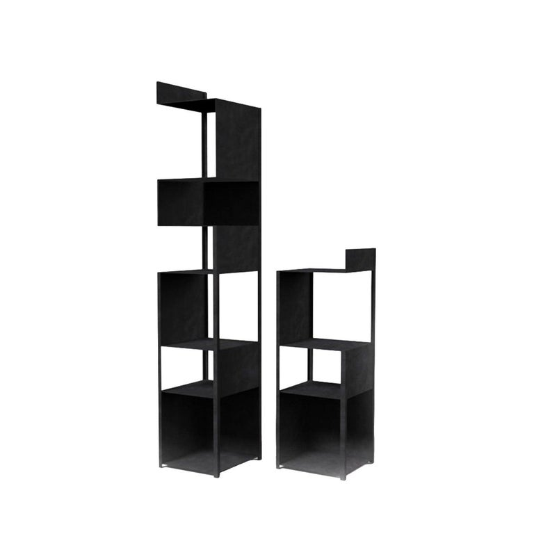 Italian Tito Bookcase For Sale