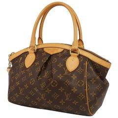 TivoliPM  Womens  handbag M40143 Leather