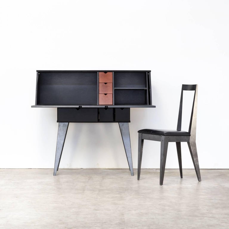 Tjord Björklund Writing Desk Secretaire And Chair For Ikea