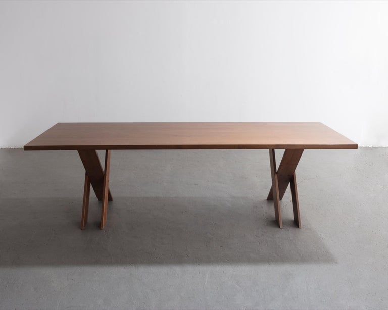 Modern TL 58 Dining Table by Marco Zanuso, 1974 For Sale
