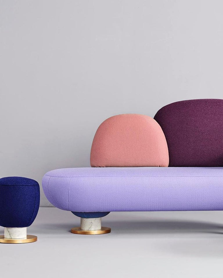 Toadstool Collection, Sofa, Masquespacio In New Condition For Sale In Geneve, CH