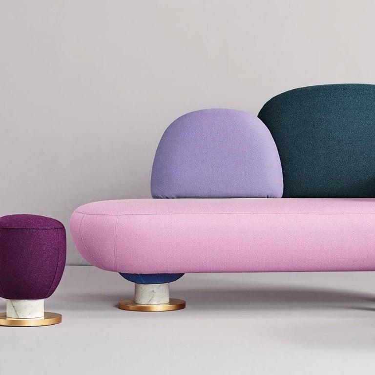 Contemporary Toadstool Collection, Sofa, Masquespacio For Sale
