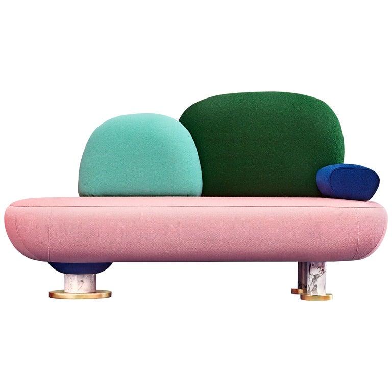 Toadstool Collection, Sofa, Masquespacio For Sale