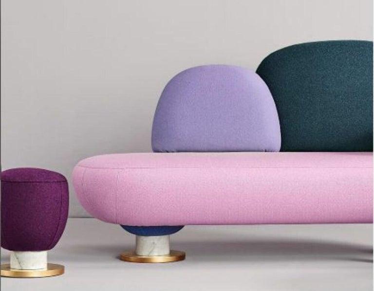 Toadstool Collection, Sofa, Masquespacio In New Condition For Sale In Collonge Bellerive, Geneve, CH