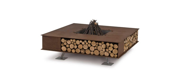 Toast fire pit by AK47 design