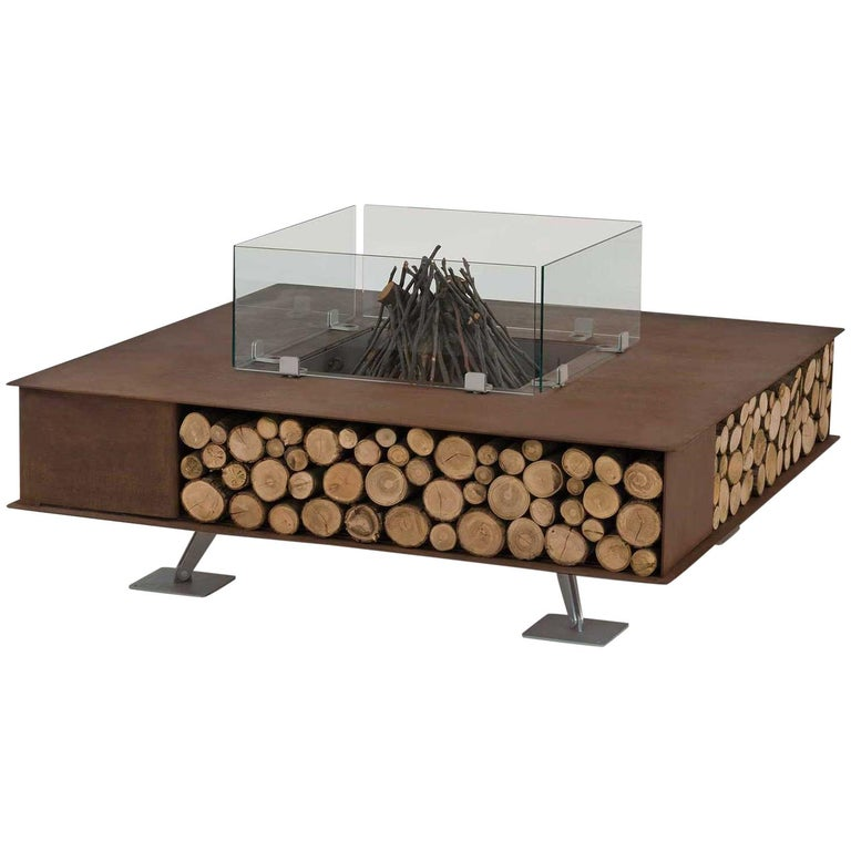 Toast Fire Pit by AK47 Design For Sale