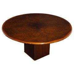Tobia Scarpa 'Africa' Dining Table from Artona Series by Maxalto, 1975, Signed