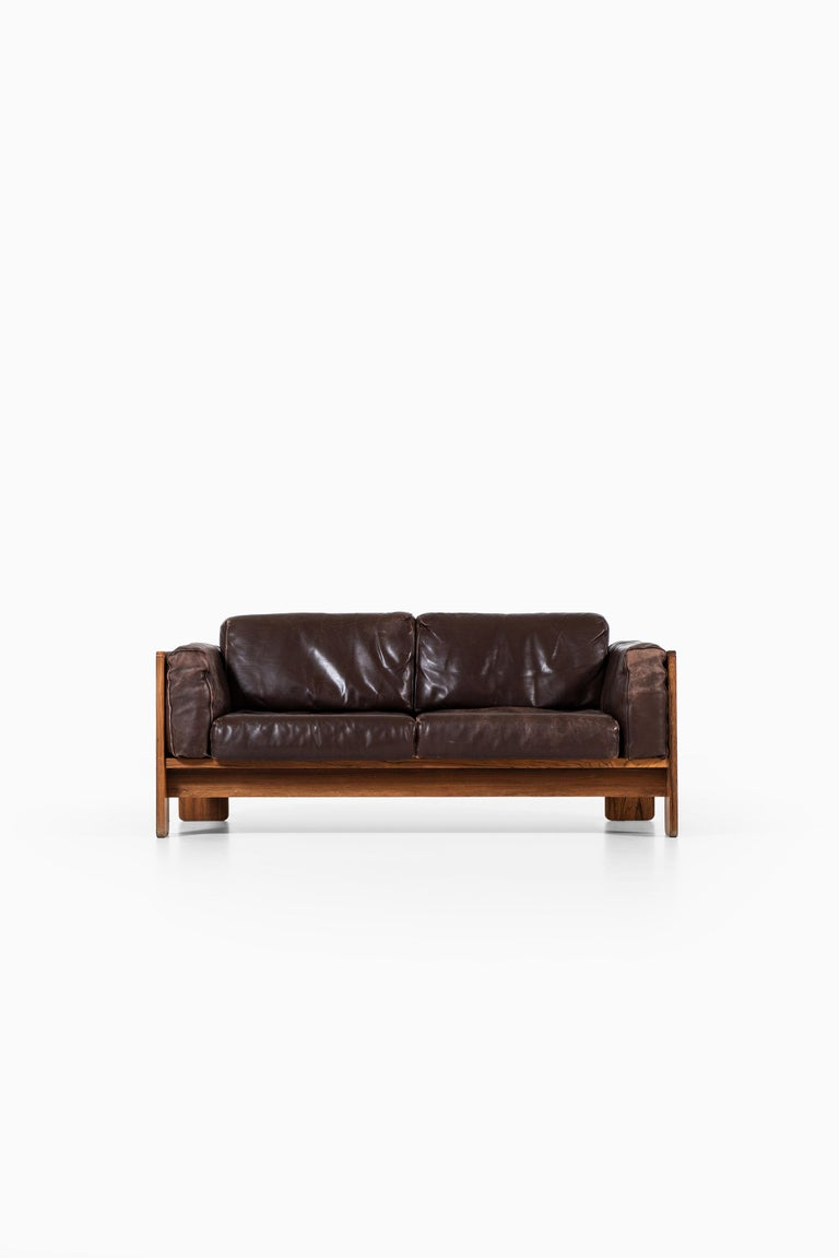 Sofa model Bastiano designed by Tobia Scarpa. Produced by Haimi in Finland.