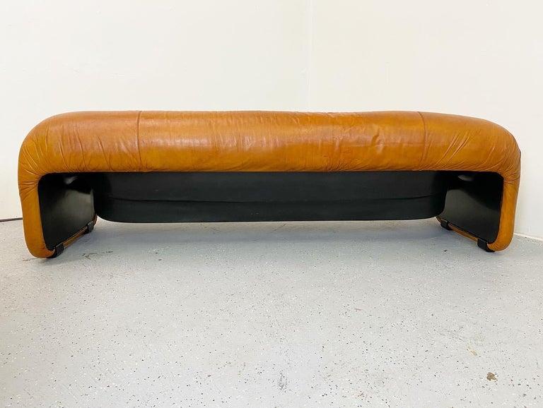 Mid-Century Modern Tobia Scarpa Bonanza Sofa, C & B Italia For Sale