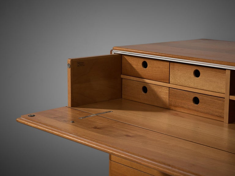 Tobia Scarpa Chest of Drawers in Walnut, 1960s For Sale 3