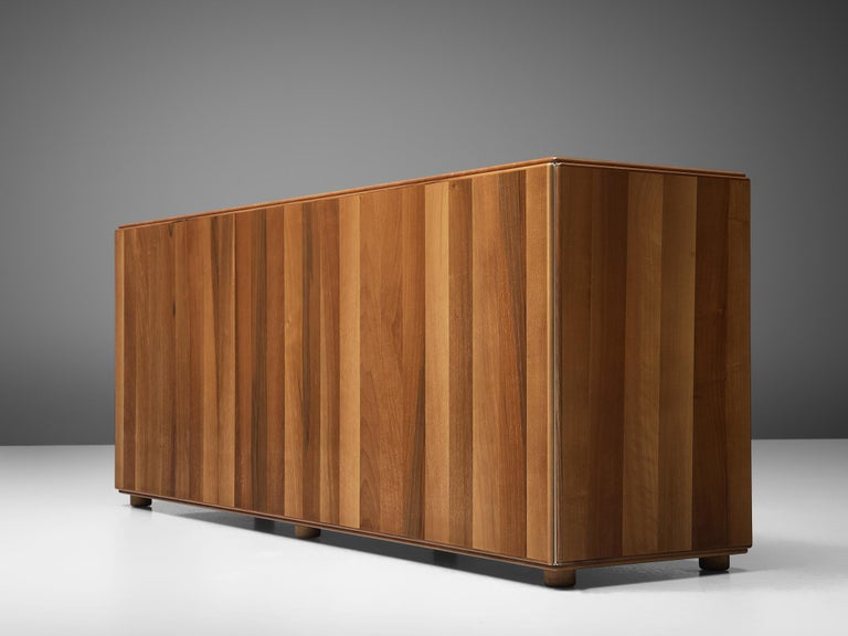 Tobia Scarpa Chest of Drawers in Walnut, 1980s For Sale 3