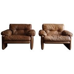 "Tobia Scarpa ""Coronado"" Lounge Chair for C&B Italia, 1966"