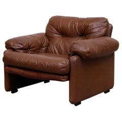 "Tobia Scarpa ""Coronado"" Lounge Chair for C&B Italia"
