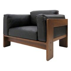 Tobia Scarpa Lounge Chair 'Bastiano' for Gavina, Italy, 1960