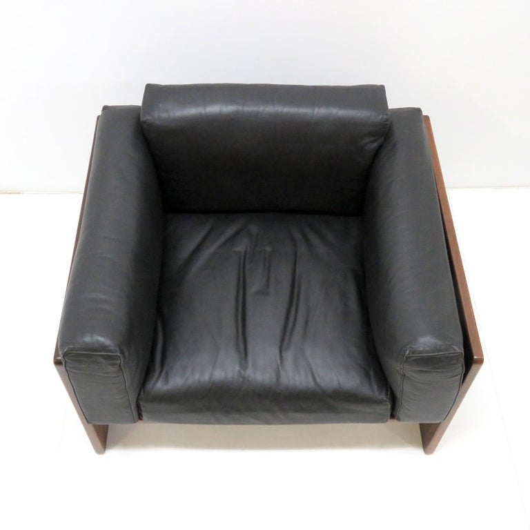 Tobia Scarpa Lounge Chairs 'Bastiano' for Gavina, Italy, 1960 For Sale 1
