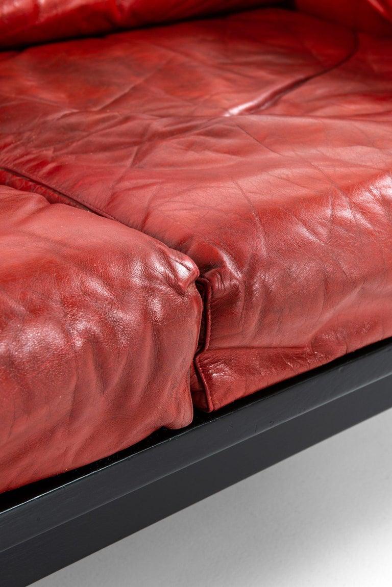 Sofa model Bastiano designed by Tobia Scarpa. Produced by Haimi in Finland.