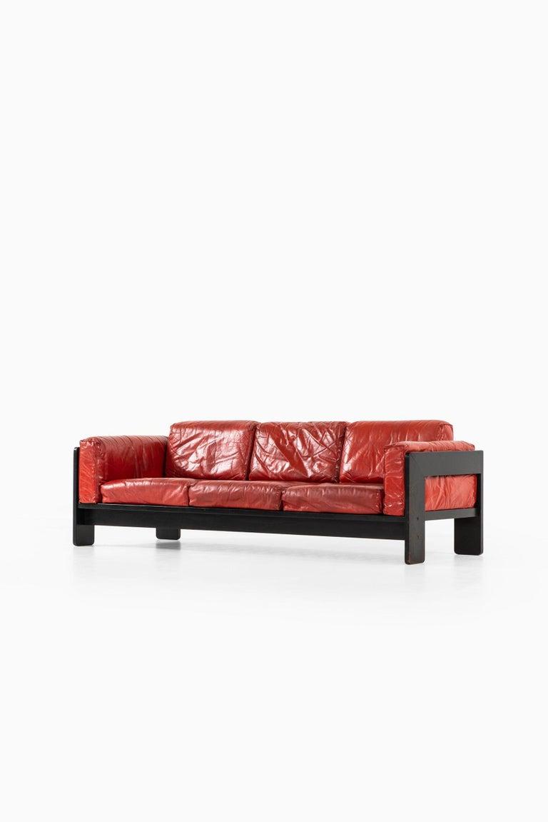 Finnish Tobia Scarpa Sofa Model Bastiano Produced by Haimi in Finland For Sale