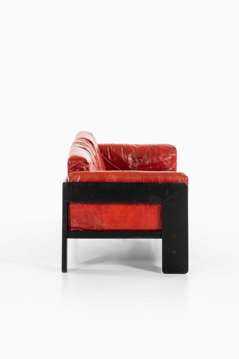 20th Century Tobia Scarpa Sofa Model Bastiano Produced by Haimi in Finland For Sale