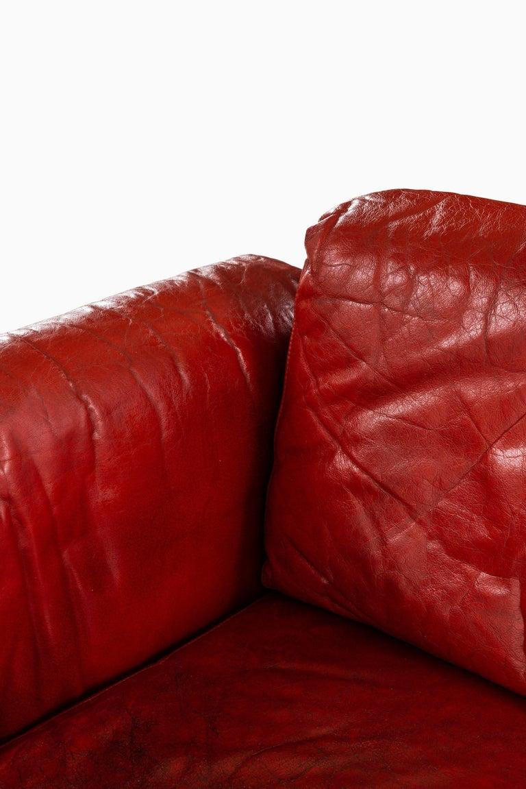 Tobia Scarpa Sofa Model Bastiano Produced by Haimi in Finland For Sale 1