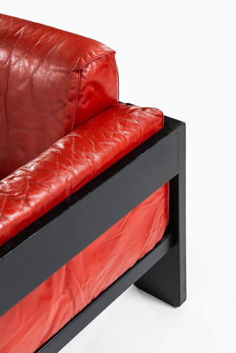 Tobia Scarpa Sofa Model Bastiano Produced by Haimi in Finland For Sale 2