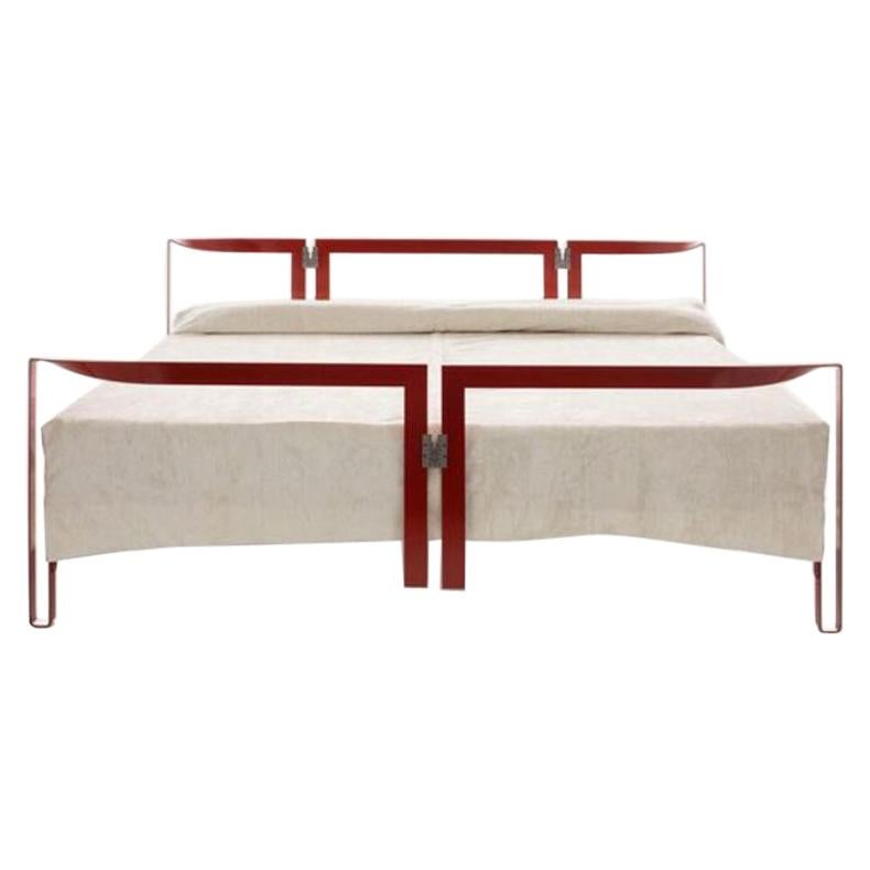 'Vanessa' Bed by Tobia Scarpa for Cassina