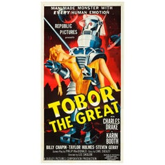 Tobor The Great '1954' Poster