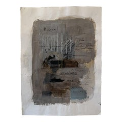 Contemporary Unframed Works on Paper