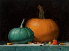 Todd M. Casey, Autumn, oil on panel