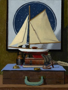 Todd M. Casey, Boat with Constellation