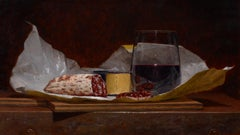 Todd M. Casey, Charcuterie and Wine, 2019