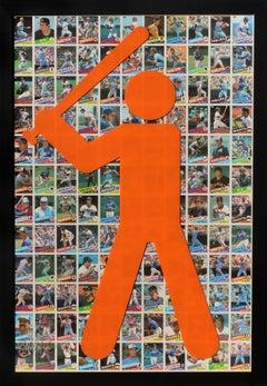 """""""Topps 1985 (Orange)"""""""