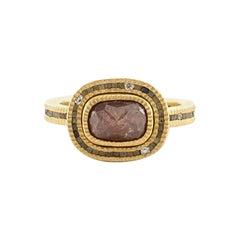 Todd Reed Fancy Cut Raw Diamond Ring