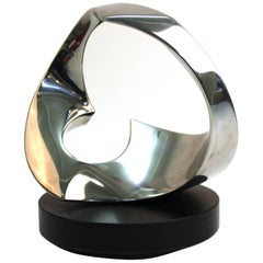 Todd Reuben Modern Abstract Metal Sculpture
