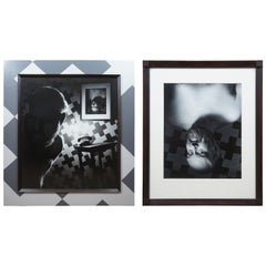 """Todd Watts """"Chaos in Wien"""" 1984-85 Gelatin Silver Prints Photography Surrealism"""