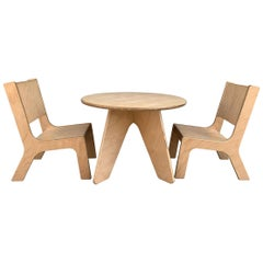 Toddler Table and Chair Set by Sodura