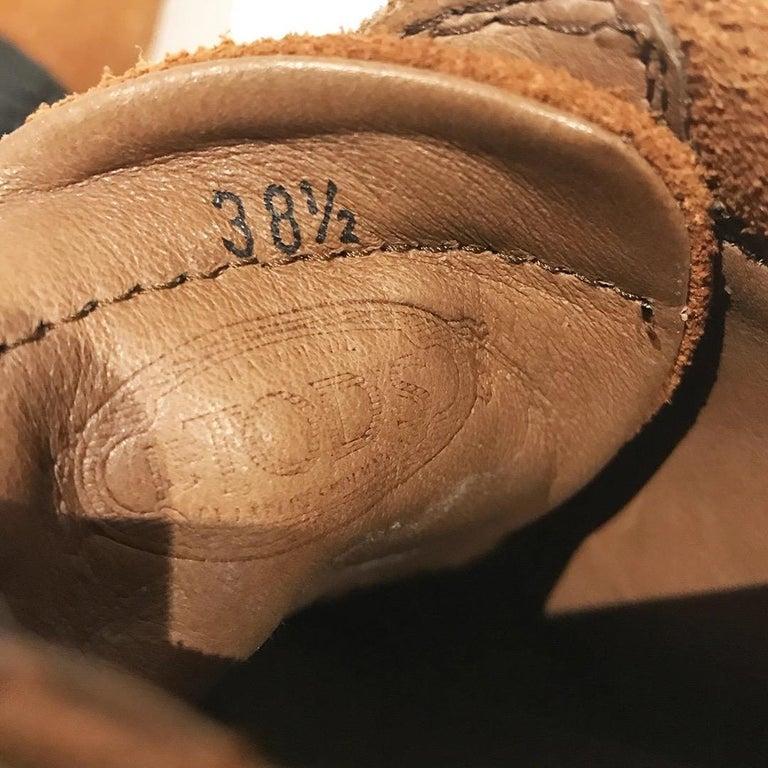 Tod's Desert Boot For Sale 2